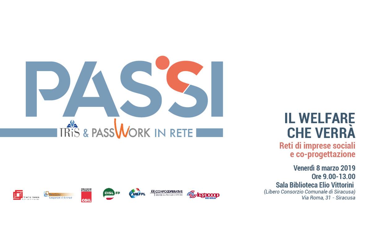 Passwork | Il welfare che verrà