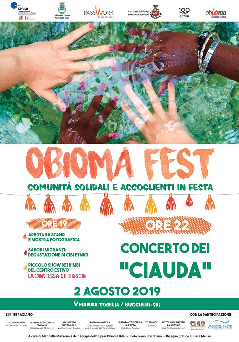 Obioma Fest 2019